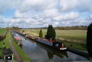 Moorings available at Norbury Junction