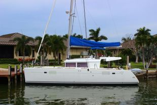 2014 Lagoon 450 F