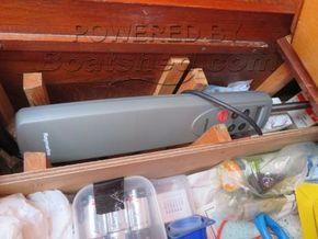 Twister 28  - Navigation Instruments