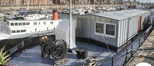 100' barge 5 en-suite bedrooms