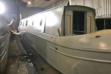 57ft Cruiser Stern Sailaway Narrowboat