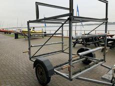 6 dinghy trailer