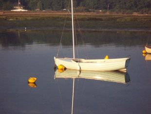 Mirror Dinghy or similar wanted