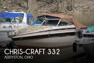 1980 Chris-Craft 332 Express