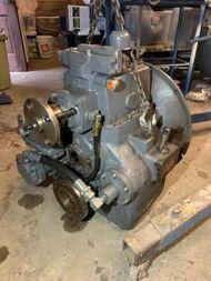 Tonanco TM729S 3:1 RH Marine Gear