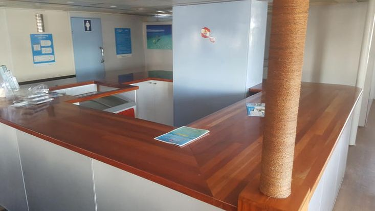 High Speed Catamaran Ferry