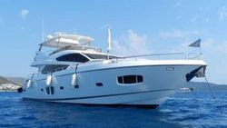 2012 Sunseeker Yacht