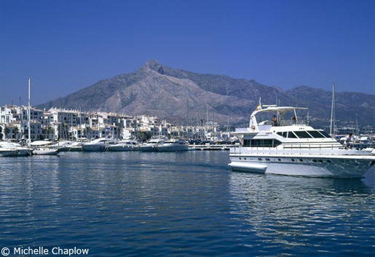 Exclusive 18mtr berth in Puerto Banus