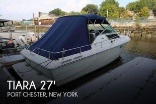 1986 Tiara 2700 Continental