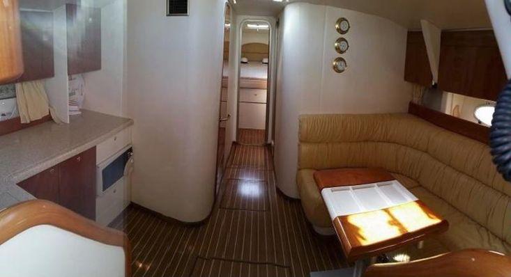 Cranchi Twin screw fast luxury launch