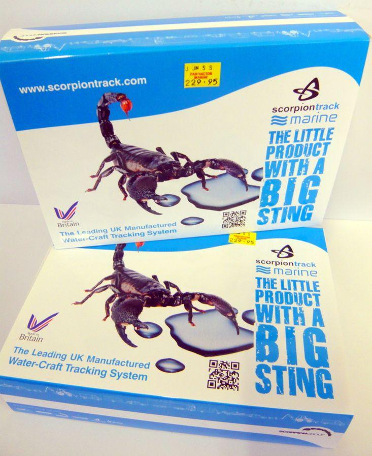 ScorpionTrack- Marine tracking system