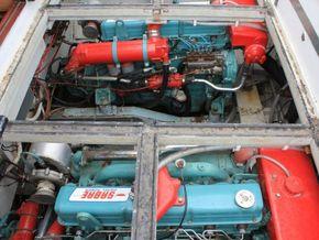 West Craft Watson 30  - Engine