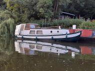 Dutch Barge Johanna Pre 1929