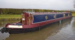 60' Reverse layout Cruiser stern 2002 Floating Homes