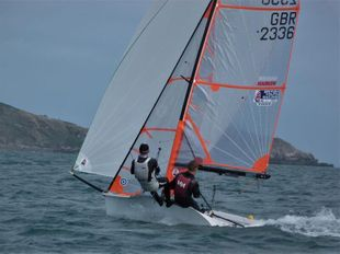 29er 2014 sail number 2336