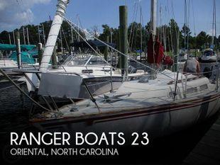 1973 Ranger Boats 23