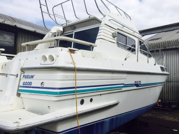 Sealine 305 Statesman - 1989 - Feeling Good