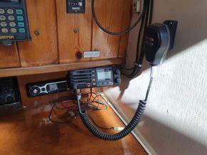 Bruce Roberts Spray 46, Cutter Rigged Ketch  - Navigation Instruments