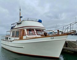 Trawler Yacht - 38ft
