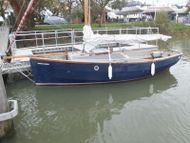 SOLD BY BOSHAM YACHT SALES  Cornish  Shrimper