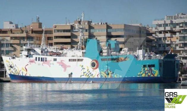 70m / 1.000 pax Passenger / RoRo Ship for Sale / #1017691