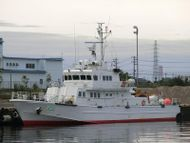 Hi Speed Patrol Boat 36m