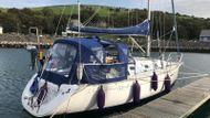 Ready to sail Beneteau 31.7