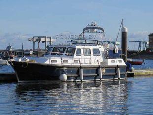 2004 Steel Motor Boat 38