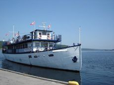 1918/1974 120' - 200 Passenger Vessel**Now licensed to serve alcohol