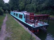 1971 60ft narrowboat