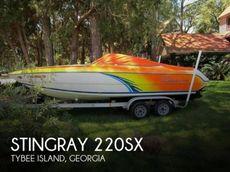 1999 Stingray 220SX