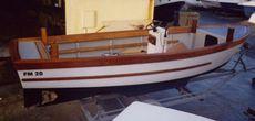 FM 20 Open Diesel inboard