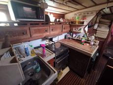 Swedish Built 52 ft Cutter Yacht for sale Langkawi