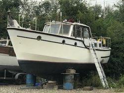 Pleasure Yacht - Running Project