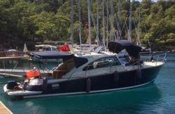2006 Blue Sailor's Shipyard Cabin Cruiser 34