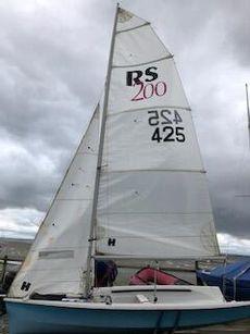 RS200  Sail no. 425