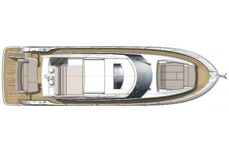 2018 Prestige 560 S