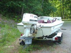 Boat + 85 Javelin Motor + Trailer