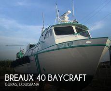 1970 Breaux 40 Baycraft
