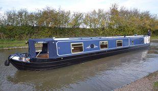 55' Trad 2001 John South Boats / Starline