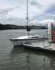 Trailer sailer MacGregor 26