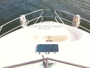 Nicols Confort 900 Canal and river cruiser - Foredeck