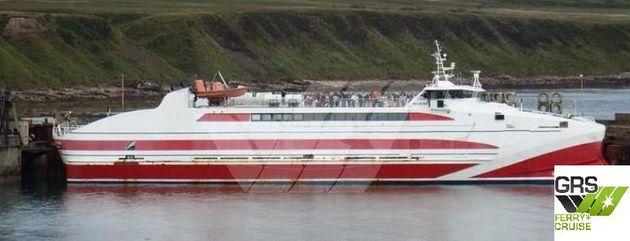 71m / 350 pax Passenger / RoRo Ship for Sale / #1068903