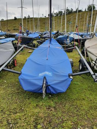 Fully Pimped Musto Skiff