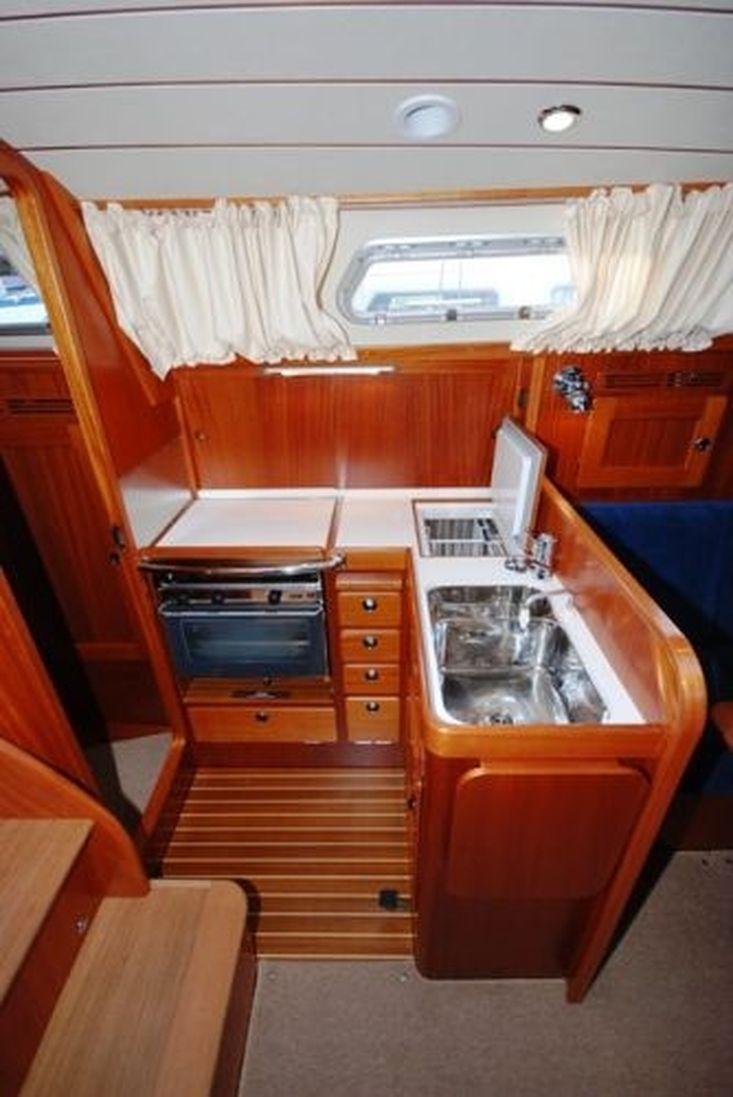 2006 HALLBERG RASSY 342