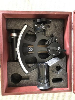 Freiberger drum sextant