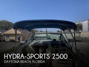 1989 Hydra-Sports Vector 2500WA