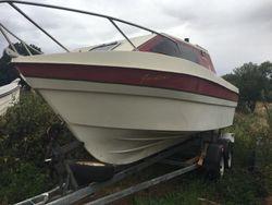 Weston 560 project boat with Suzuki DT60 engine