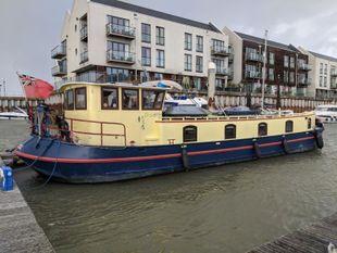 2000 Replica Dutch Barge Stenson