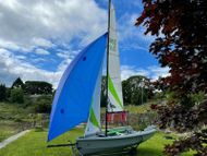 RS Quest Sailing Boat - Barely Used